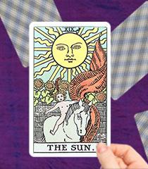 The Sun Card
